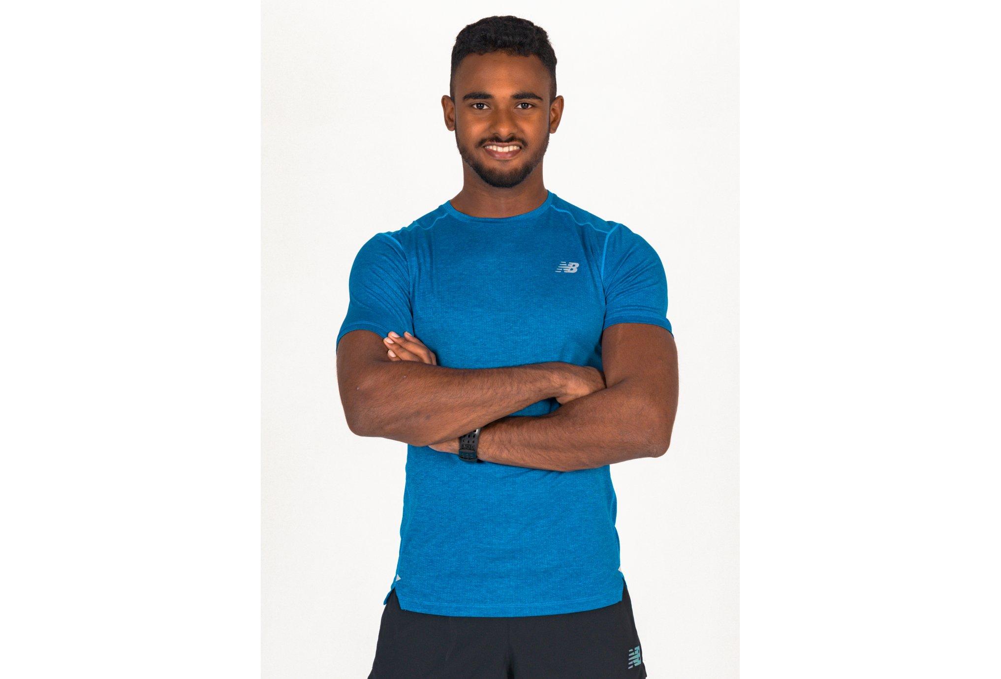 New Balance Impact Run M vêtement running homme