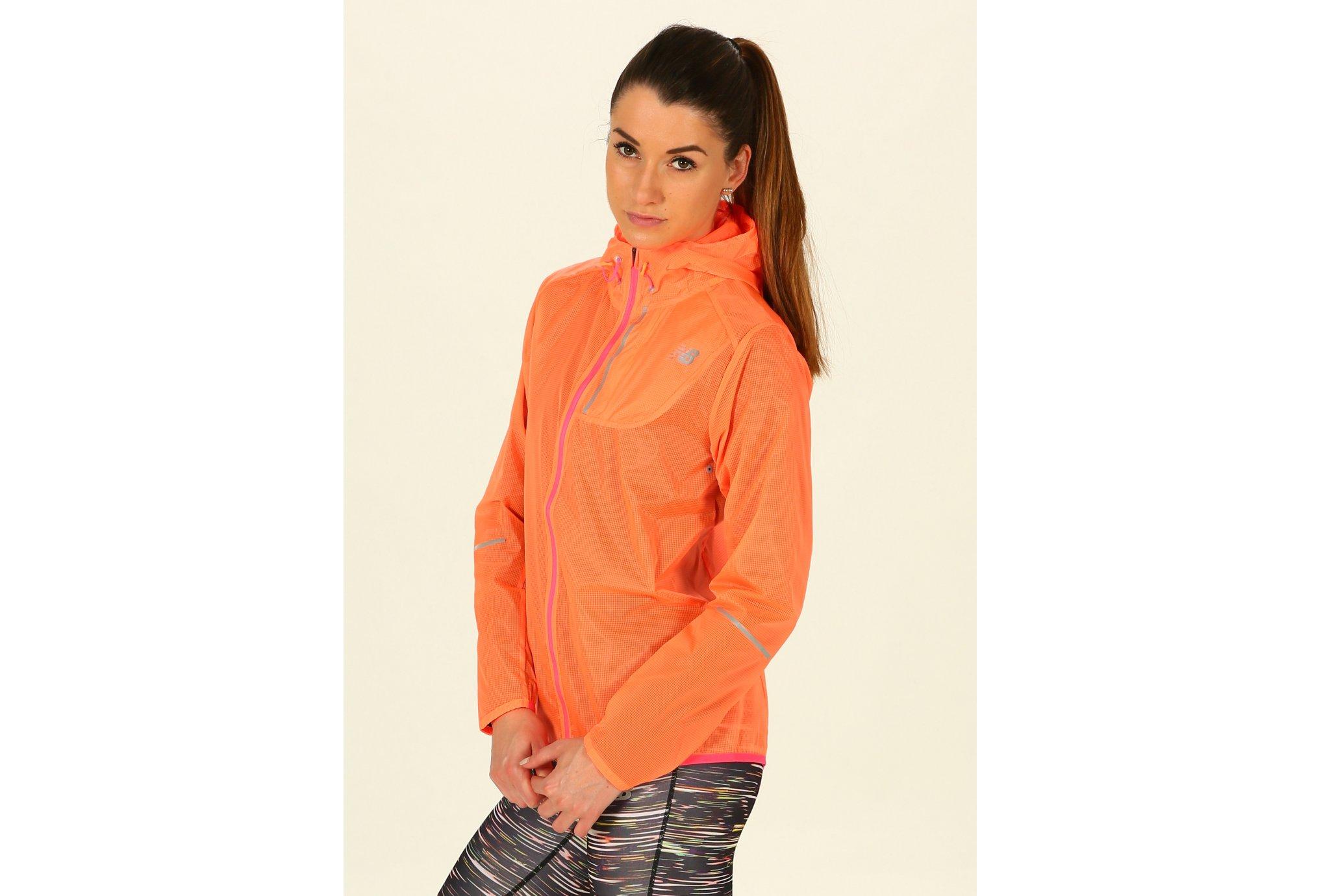 New Balance Lite Packable W vêtement running femme