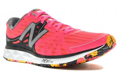 new balance course homme rose