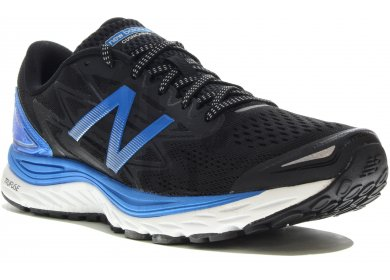 New Balance M SOLVI - D pas cher - Chaussures homme running Route ... fe93babea143