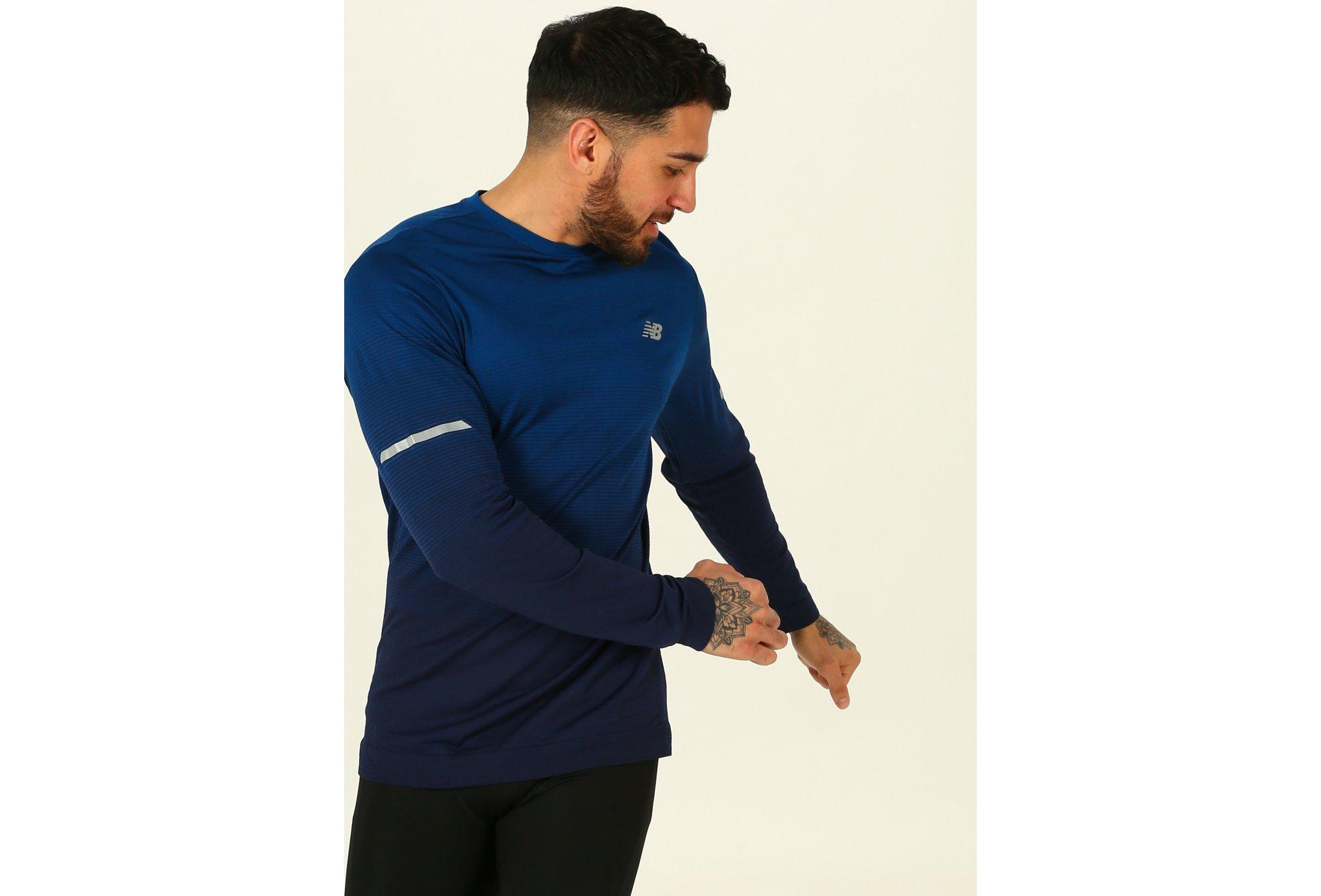 New Balance Merino Ombre M Diététique Vêtements homme
