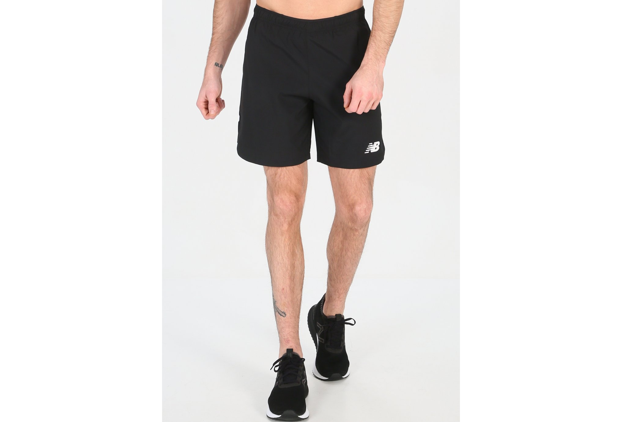 New Balance Printed Velocity 2 en 1 M vêtement running homme