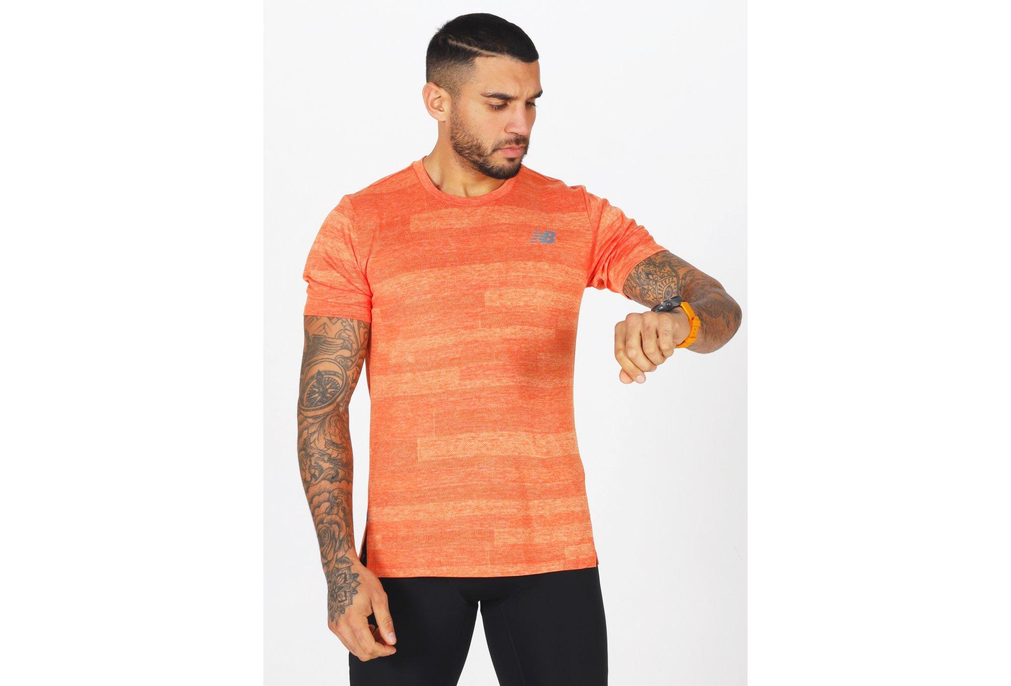 New Balance Q Speed Fuel Jacquard M vêtement running homme