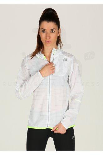 d43d3492d8ec New Balance Reflective Lite Packable W femme Blanc pas cher