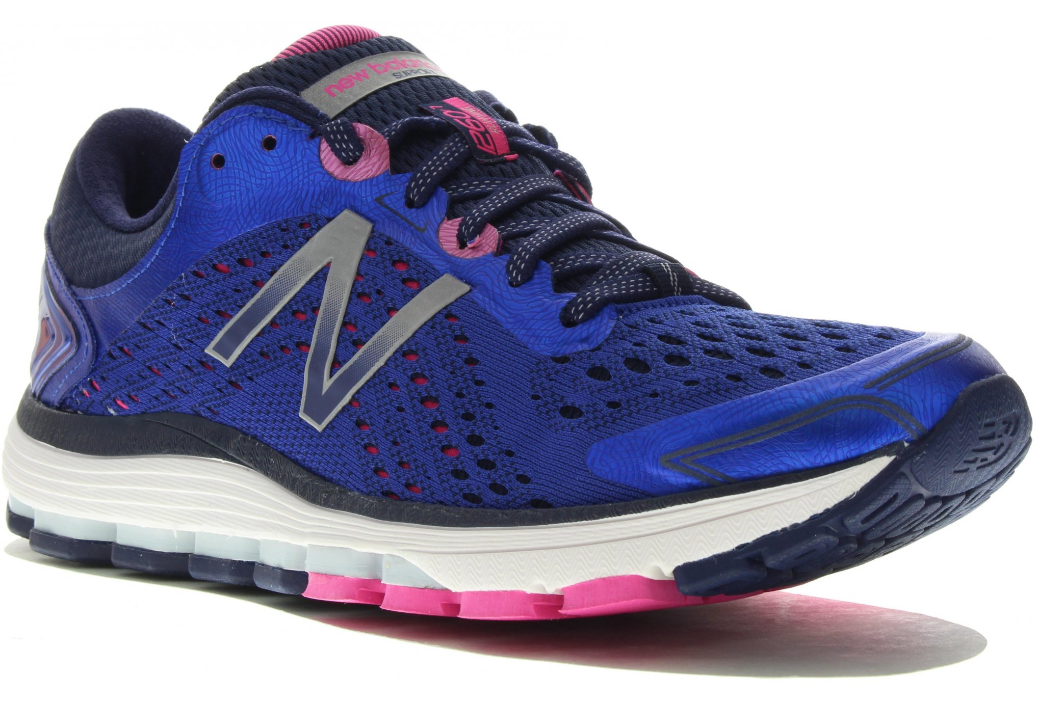 Trail Session New Balance W 1260 V7 B Chaussures running