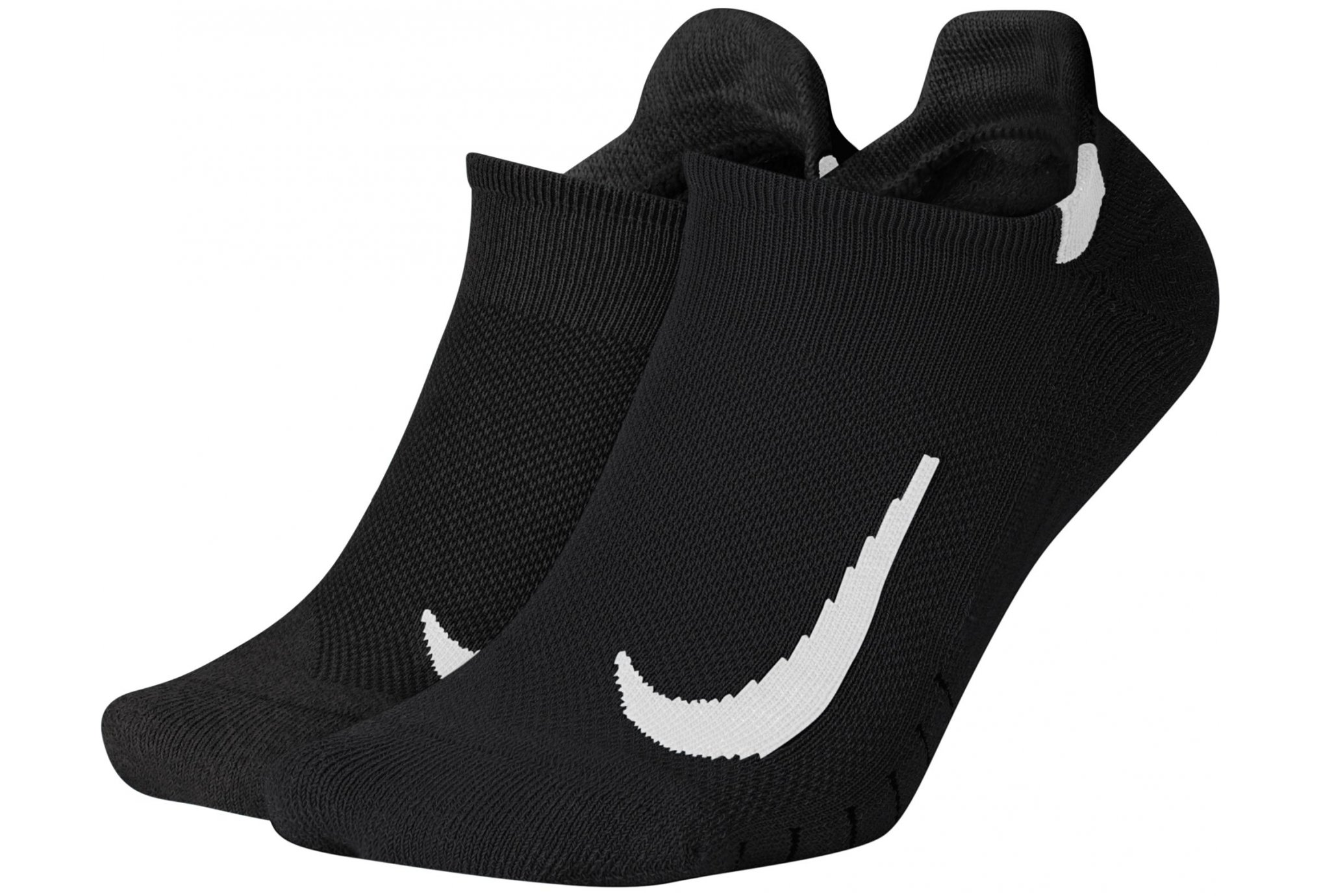 Nike 2 paires Multiplier No-Show Chaussettes