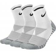 Nike 3 paires Dry Cushion Quarter