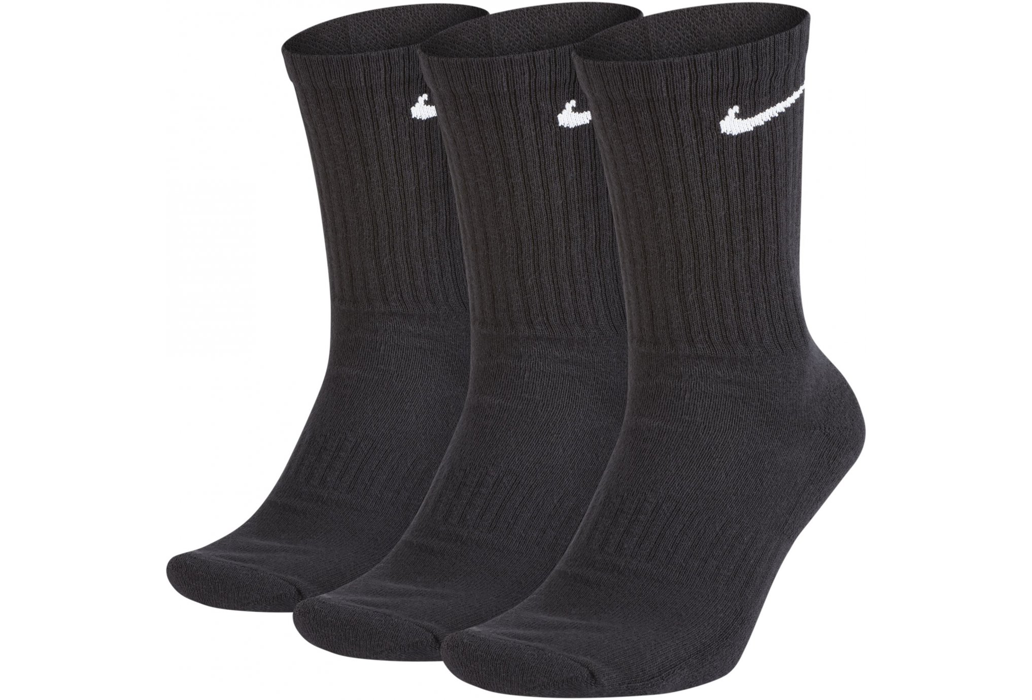 Nike 3 paires Everyday Cushion Crew Chaussettes