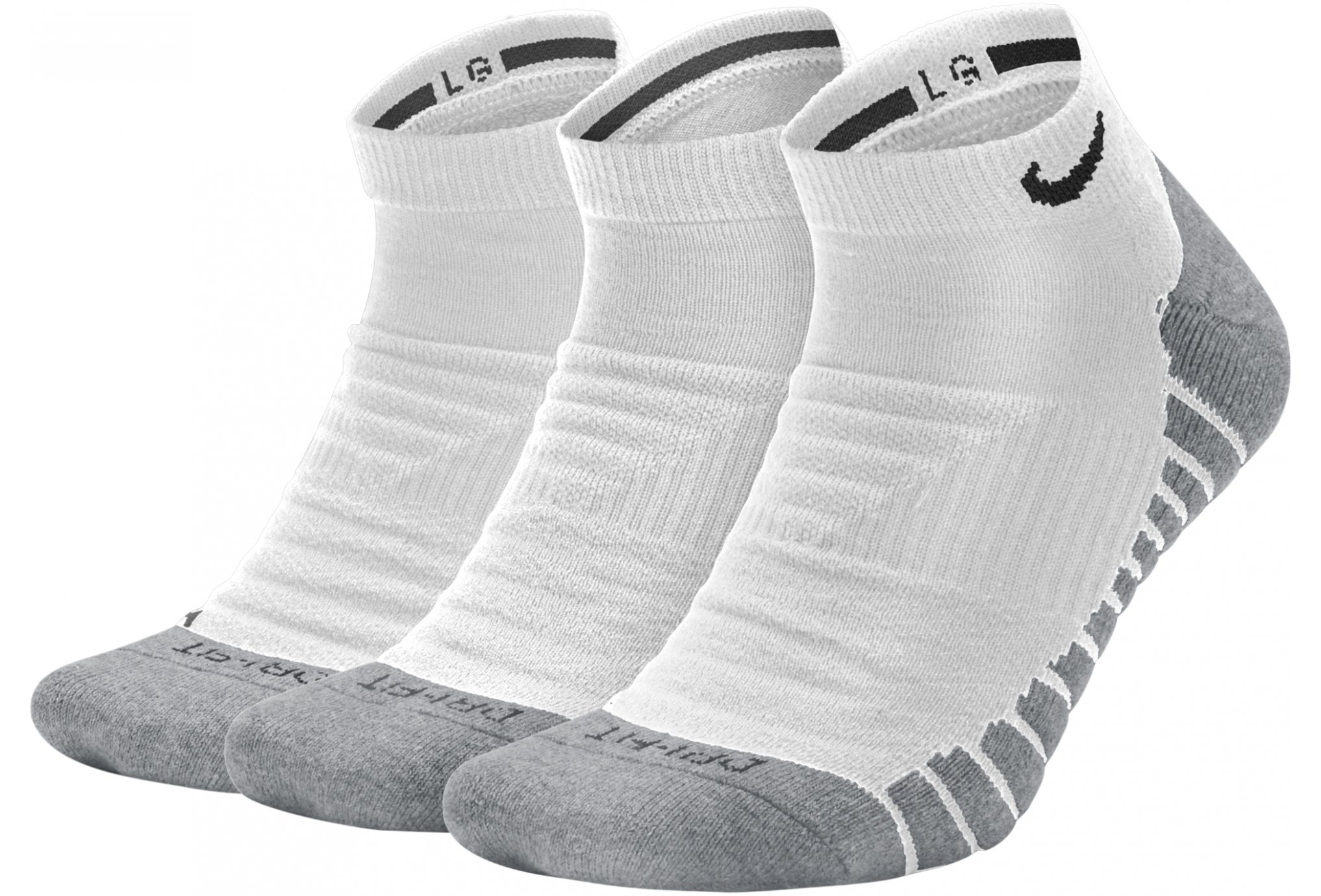 Nike 3 paires Everyday Max Cushion W Chaussettes