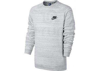 Nike Advance 15 Knit M homme Grisargent pas cher