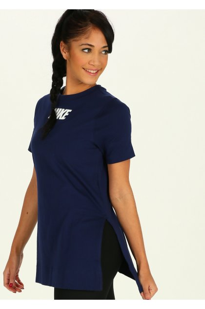 Nike Camiseta manga corta Advance 15 W