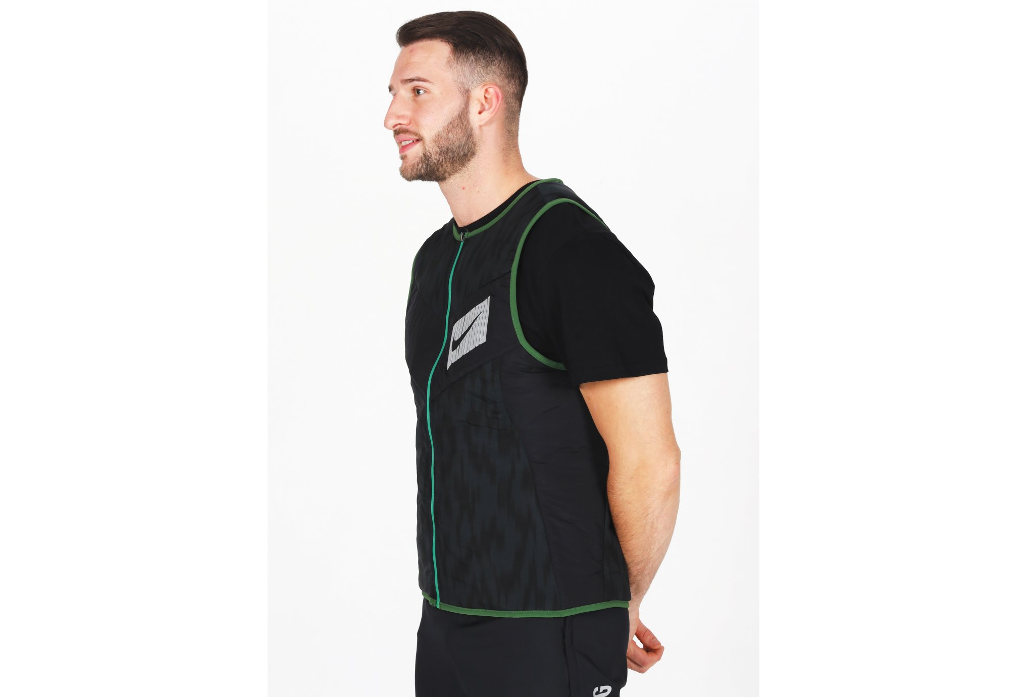 Nike Aerolayer Wild Run M vêtement running homme