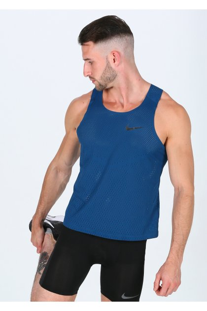 Nike Camiseta de tirantes AeroSwift VaporKnit