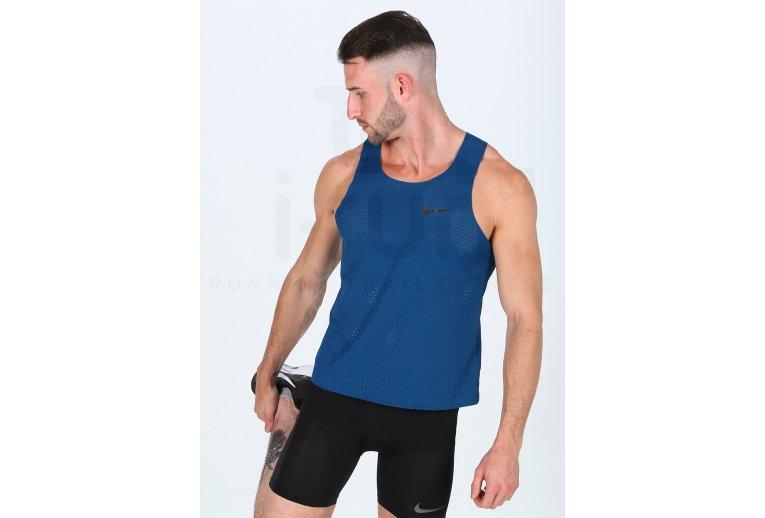 primera vista numerosos en variedad discapacidades estructurales Nike Camiseta de tirantes AeroSwift VaporKnit