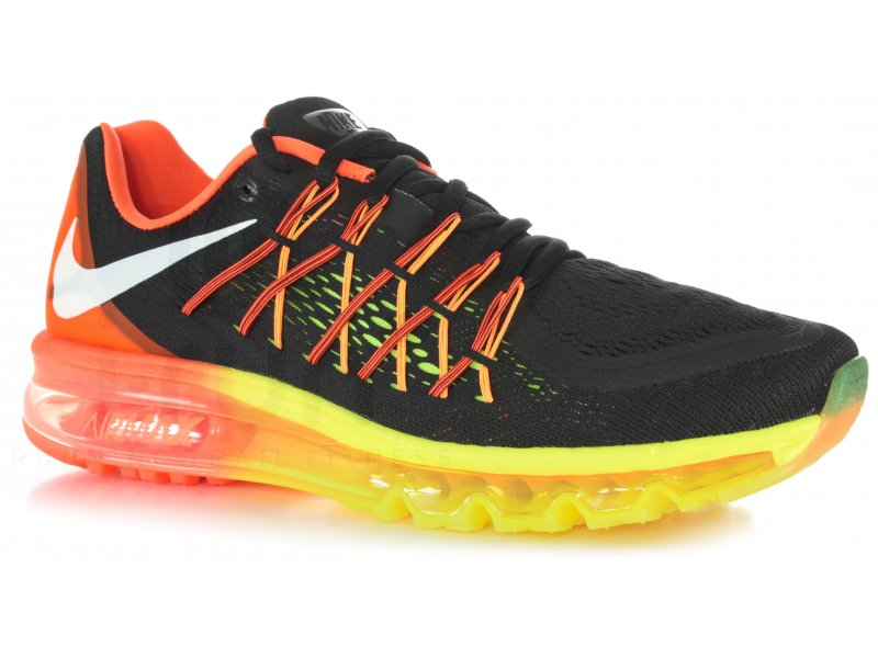 competitive price a60ae d9ce5 Nike Air Max 2015 M homme Noir pas cher