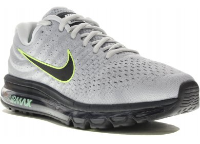 Nike Air Max 2017 Homme M Pas Cher Chaussures Homme 2017 Running Route dda100