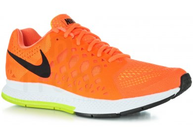 chaussure nike orange