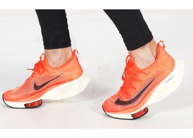 Nike Air Zoom Alphafly Next% M homme Orange pas cher