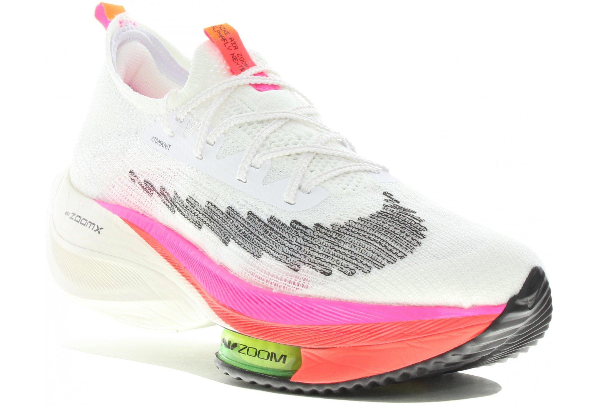 Nike Air Zoom Alphafly Next% Rawdacious W Chaussures running femme