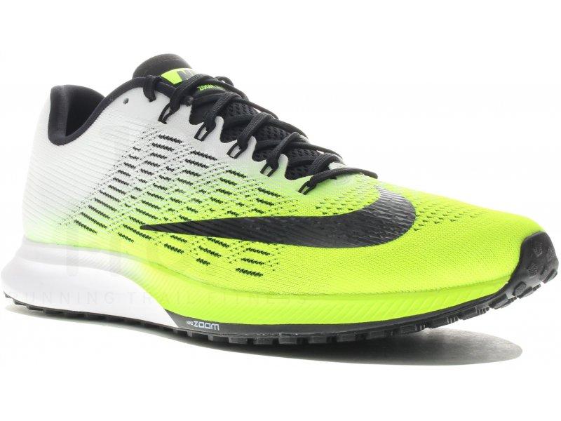 Nike Air Zoom Elite 9 M homme Jaune/or pas cher