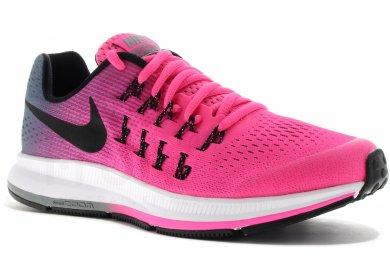 Nike Air Zoom Pegasus 33 GS pas cher - Chaussures running femme ... 970ddd82186f