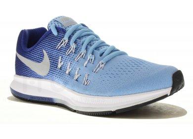 new arrival c326e 6e5b1 Nike Air Zoom Pegasus 33 GS femme Bleu pas cher