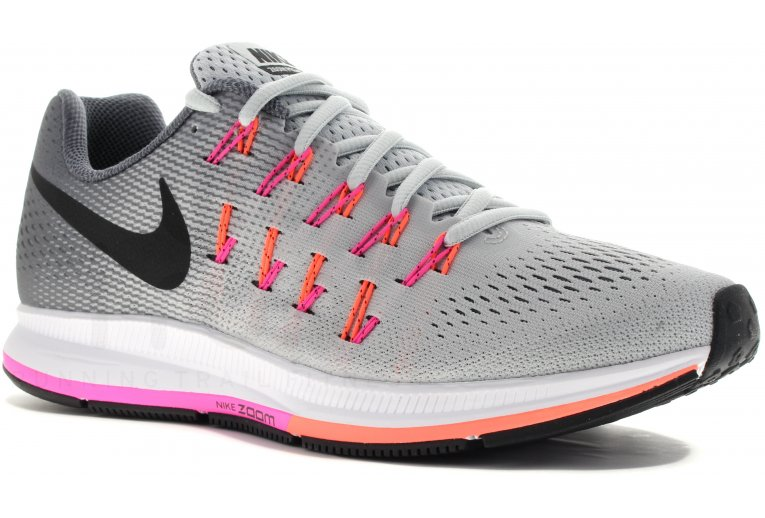 varios diseños ahorre hasta 80% zapatos de separación Nike Air Zoom Pegasus 33 (ancha)