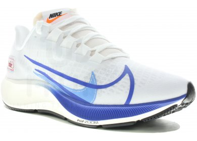 Nike Air Zoom Pegasus 37 BRS M homme Blanc pas cher