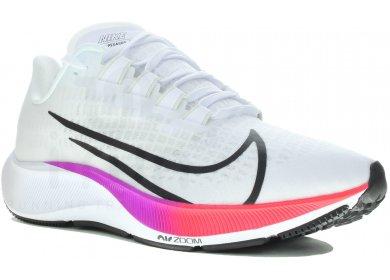 Nike Air Zoom Pegasus 37 M homme Blanc pas cher