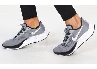Nike Air Zoom Pegasus 37 M homme Gris/argent pas cher