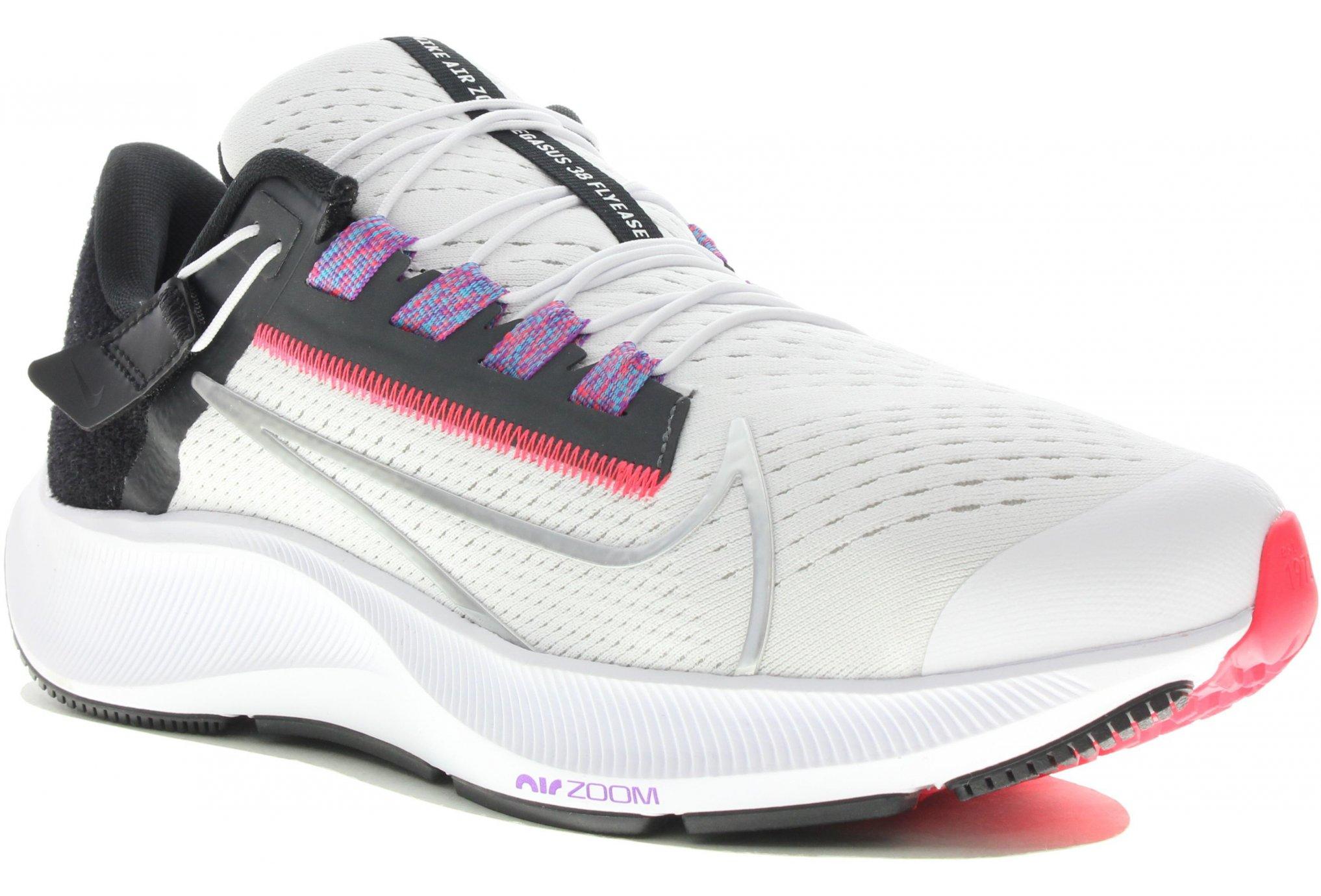 Nike Air Zoom Pegasus 38 FlyEase W Chaussures running femme