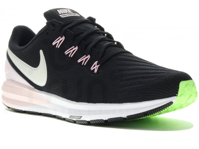 W Nike Running Femme Structure Chaussures Air Zoom Chemin 22 Routeamp; JFK31Tlc