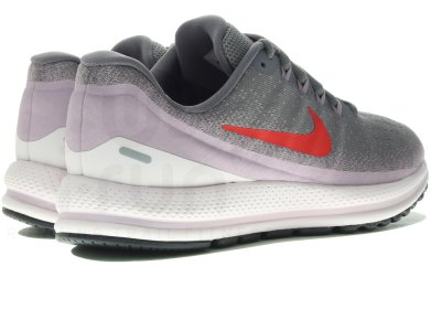 sale usa online outlet store sale on feet images of Nike Air Zoom Vomero 13 W femme Gris/argent pas cher