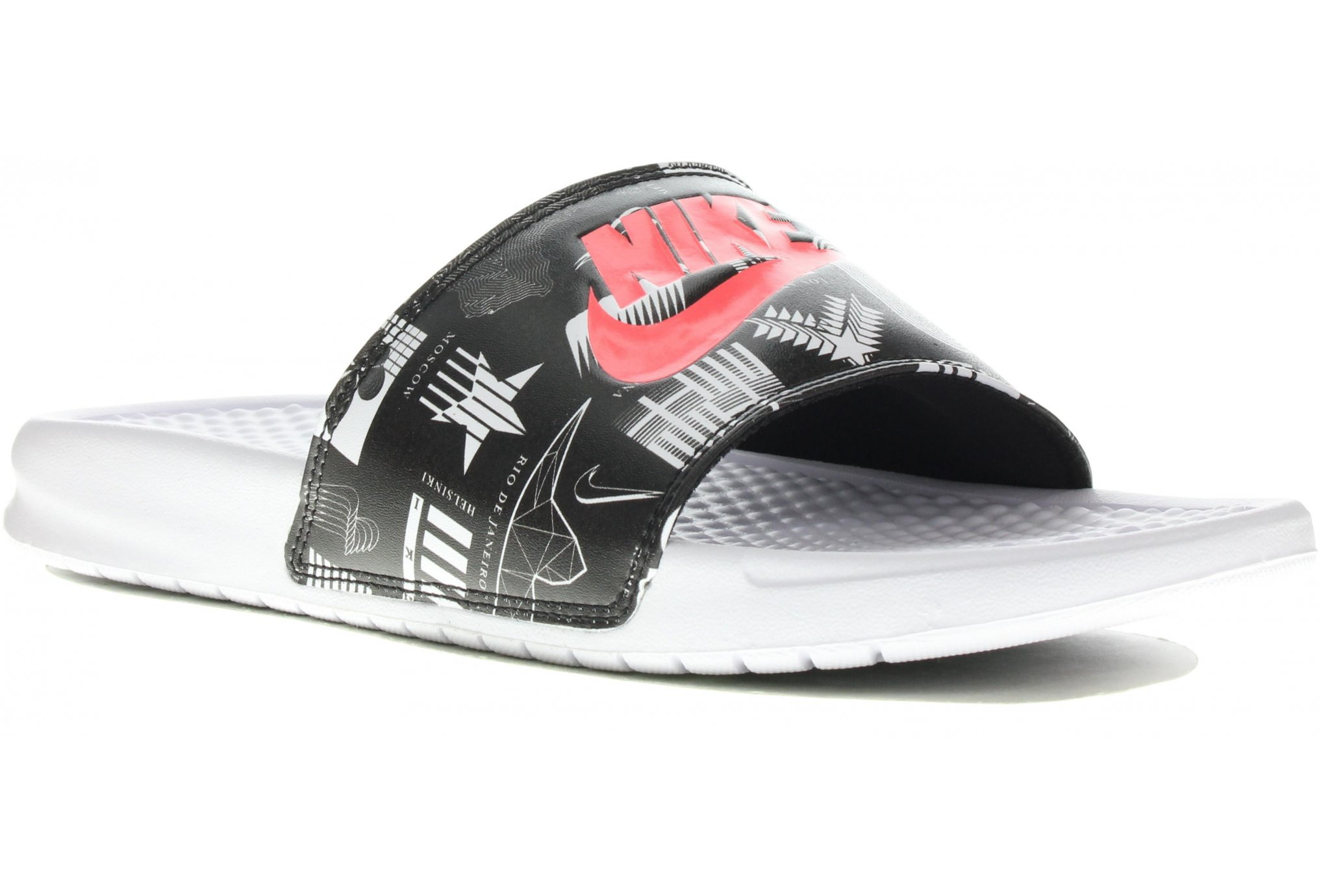 Nike Benassi JDI Print M Chaussures homme