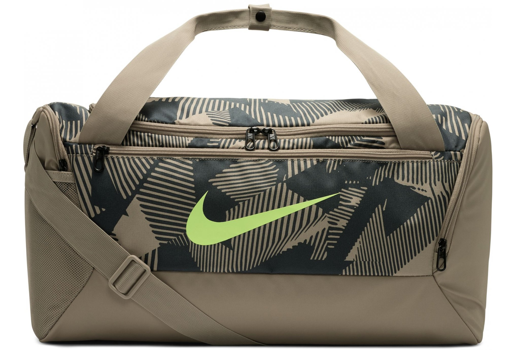Nike Brasilia duffel 9.0 aop - s sac de sport