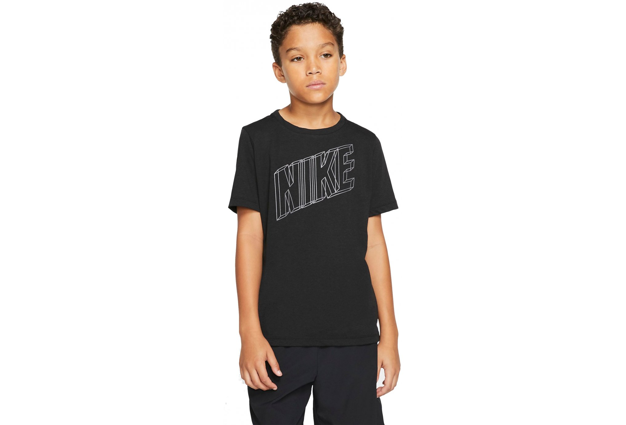 Nike Breathe GFX Junior vêtement running homme