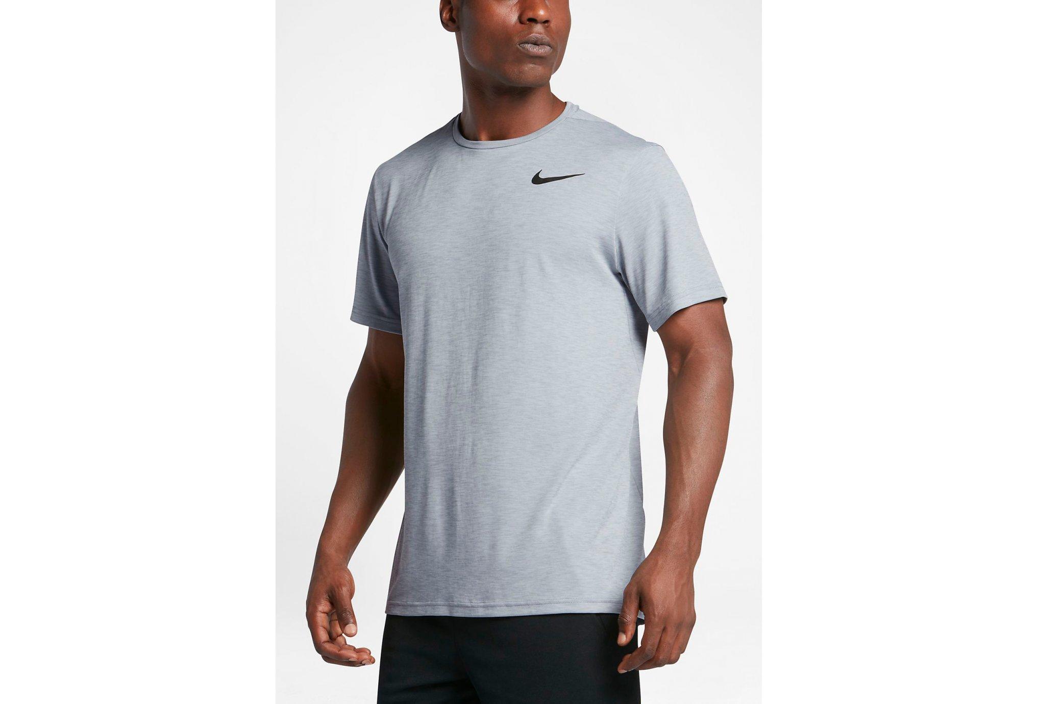Trail Session - Nike Breathe Hypercool M Diététique Vêtements homme 0b43be46226d