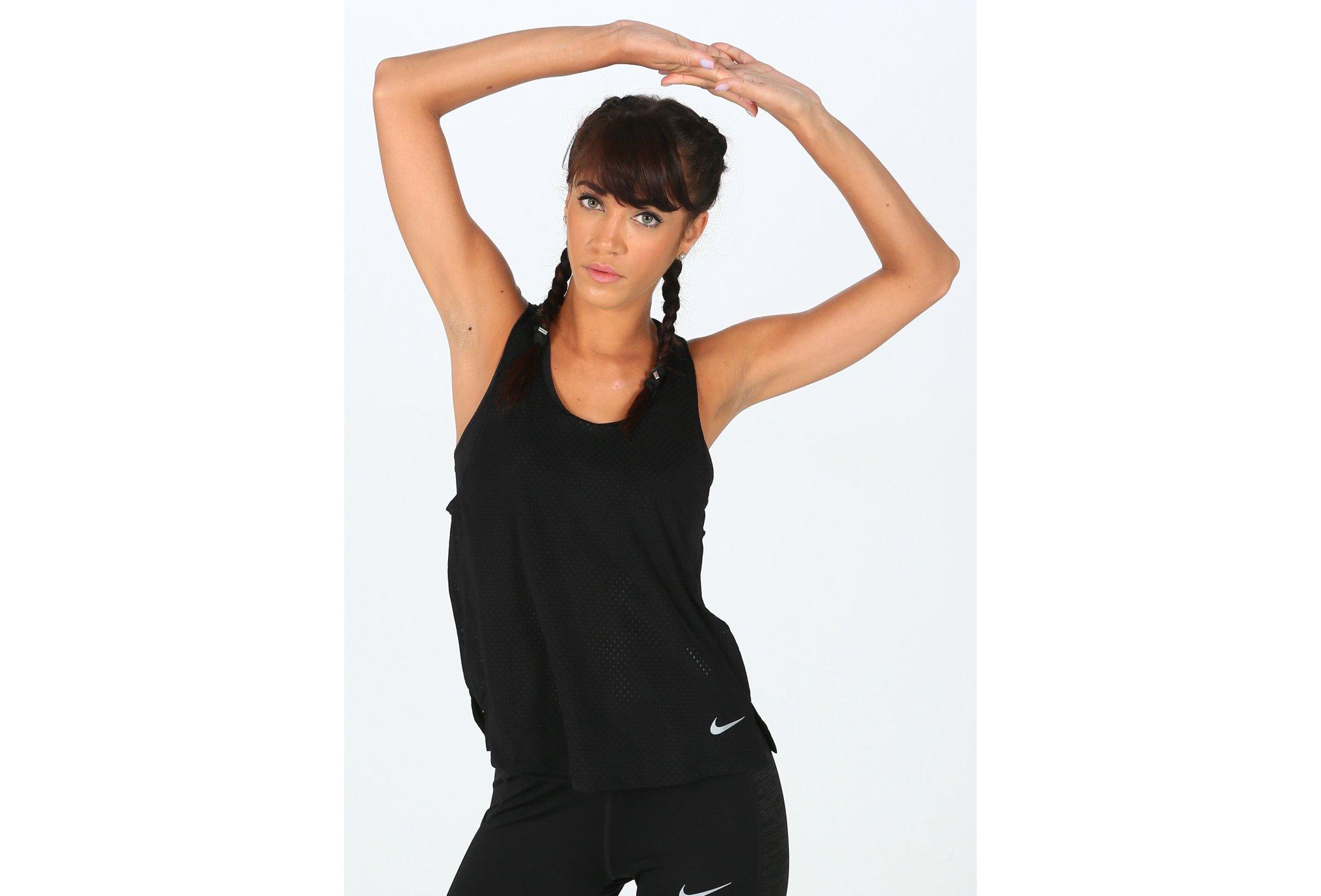 Nike Breathe Miler W vêtement running femme