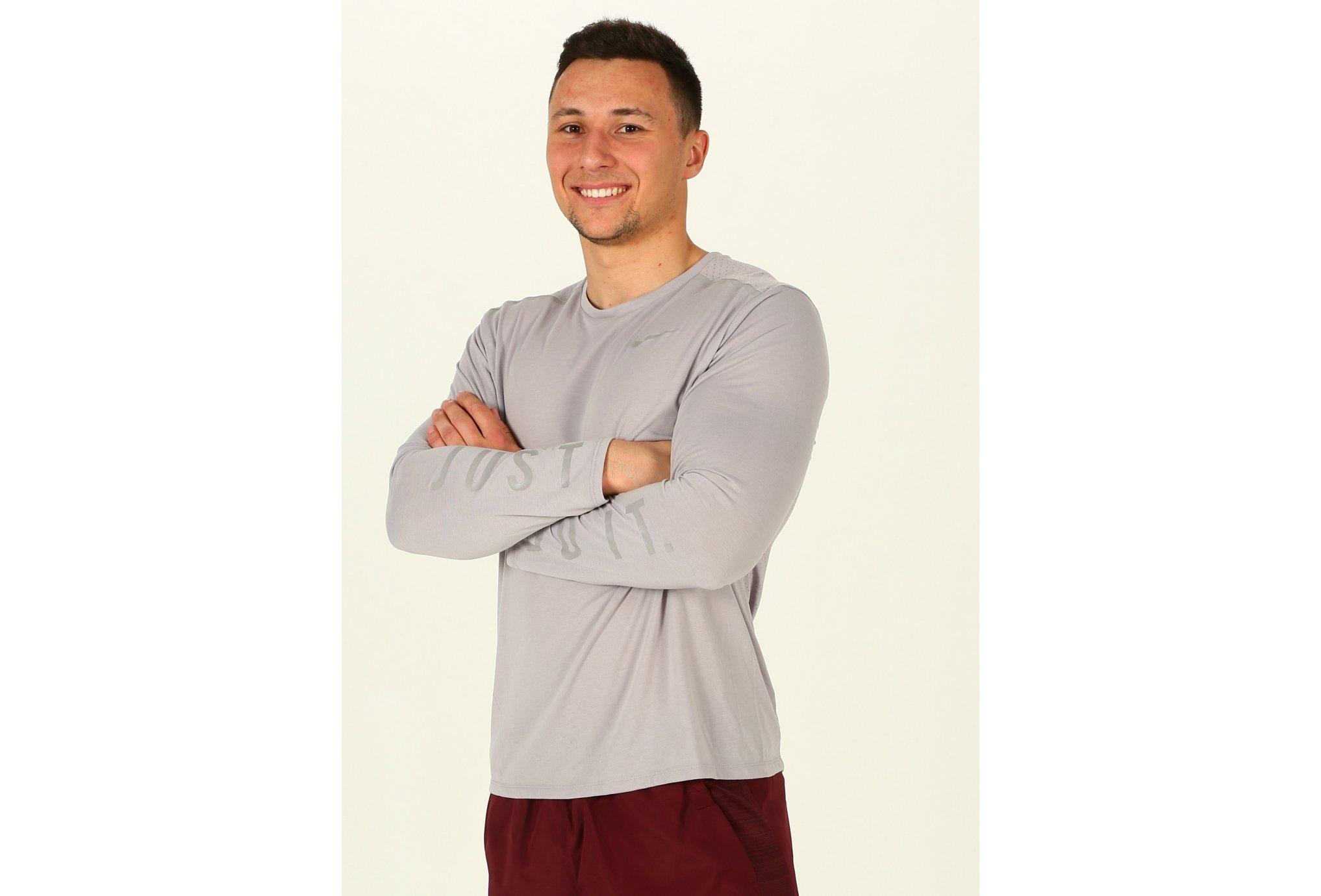 Nike Breathe Rise M vêtement running homme
