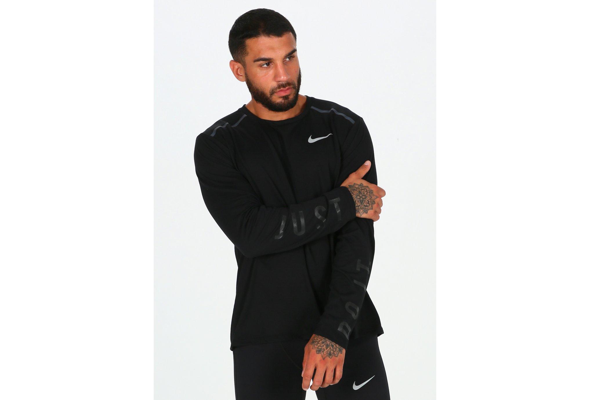 Nike Breathe Rise M Diététique Vêtements homme