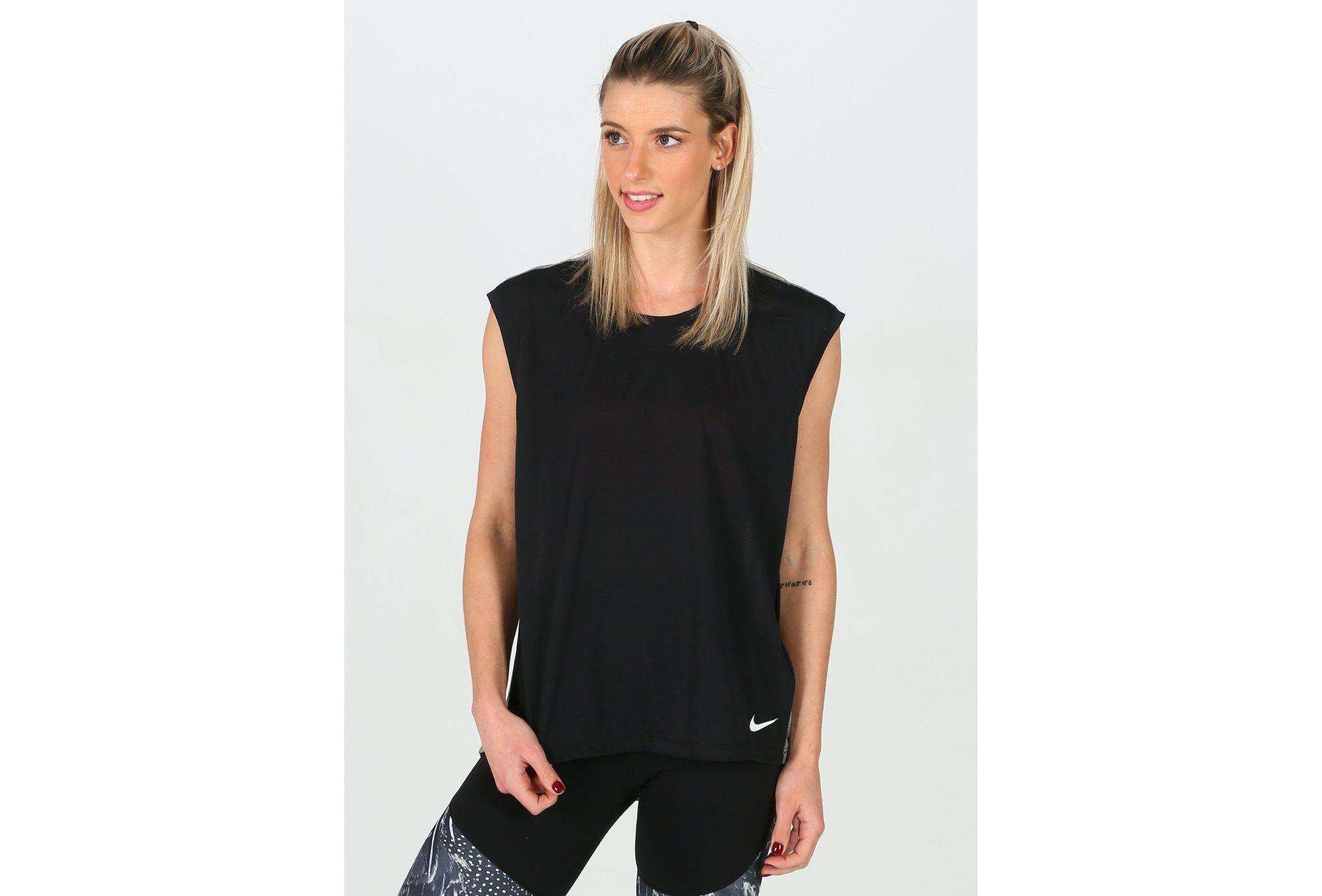 Nike Breathe W Diététique Vêtements femme