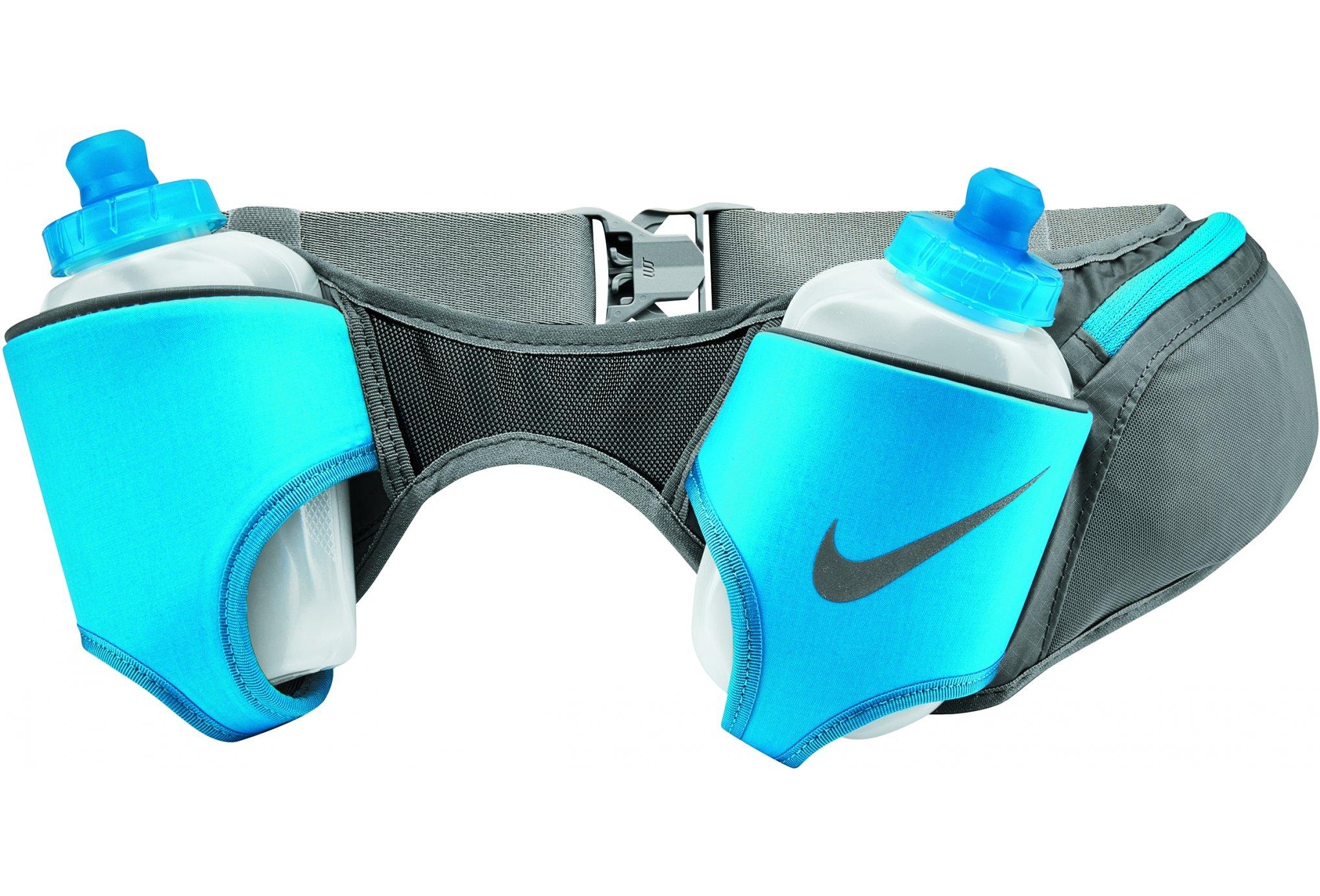 Nike Ceinture pour double gourde Diététique Accessoires