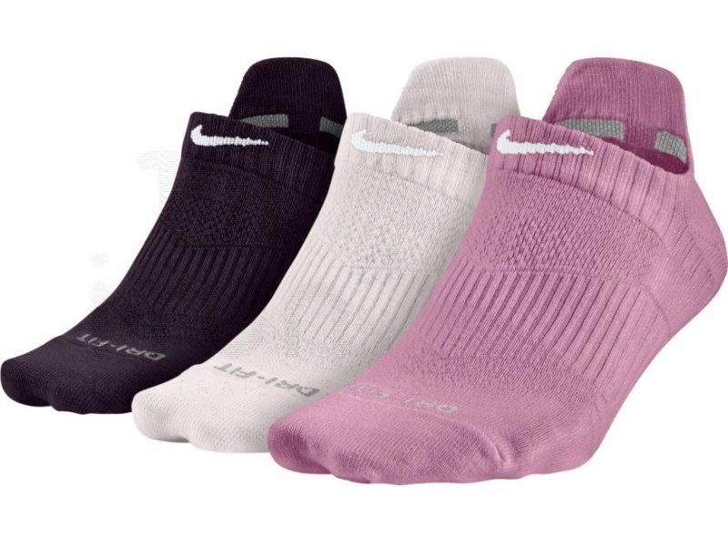 Nike Chaussettes Dri Fit Coton Lightweight W Accessoires Chaussettes