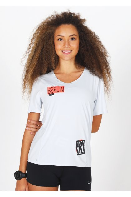Nike camiseta manga corta City Sleek Berlin