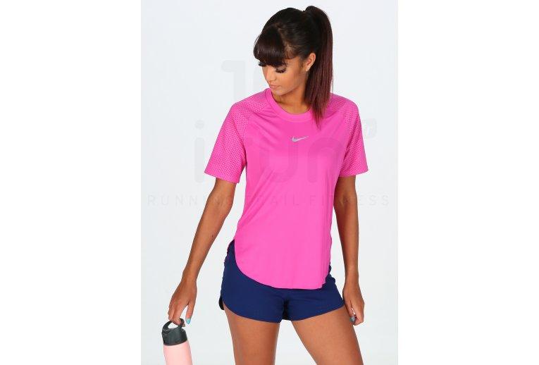 información Tropezón abortar  Nike Camiseta manga corta City Sleek en promoción   Mujer Ropa Camisetas  Nike