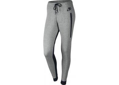f0c916a67e3 Nike Collant Tech Trousers W femme Gris argent pas cher