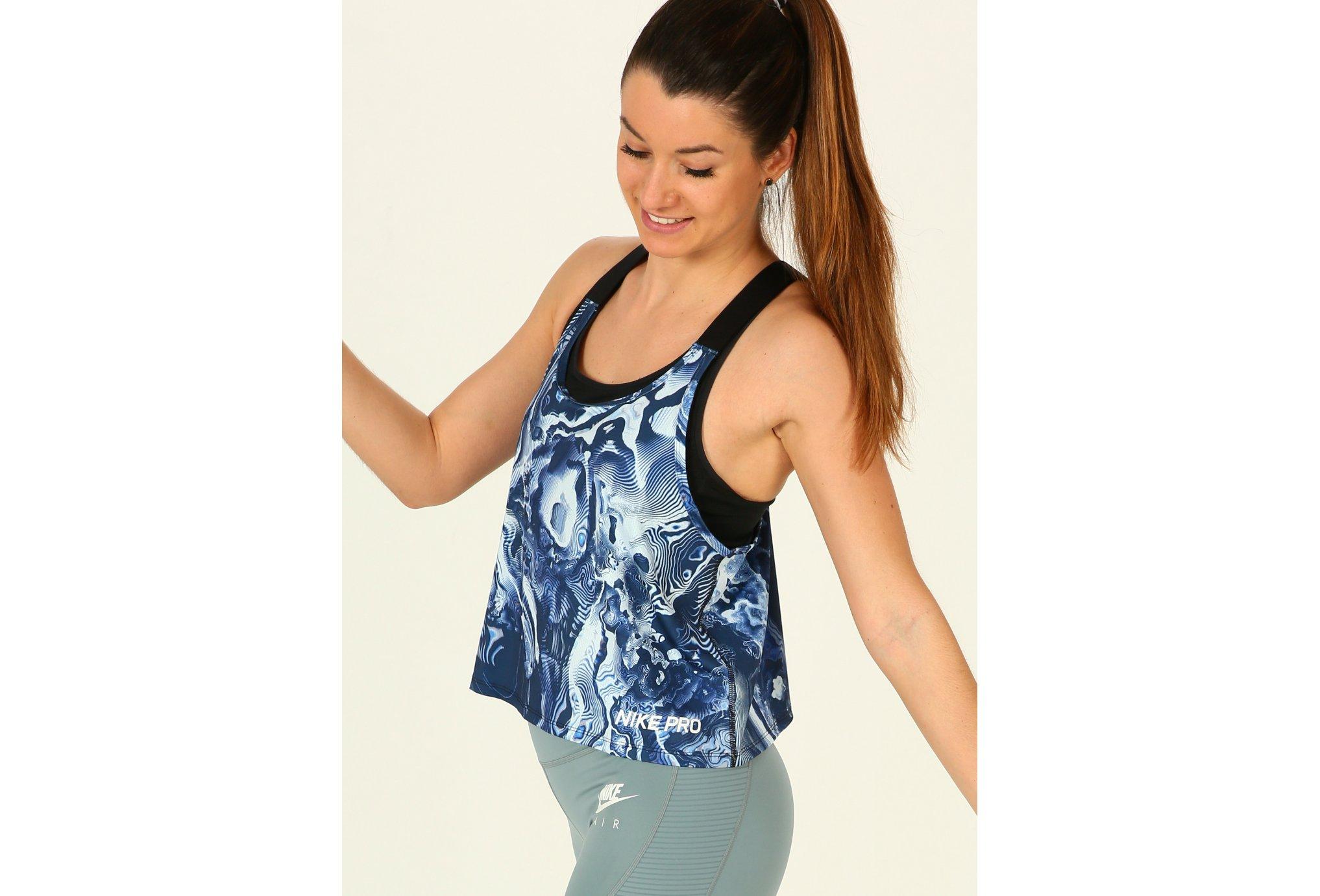 Nike Coral Print W Diététique Vêtements femme