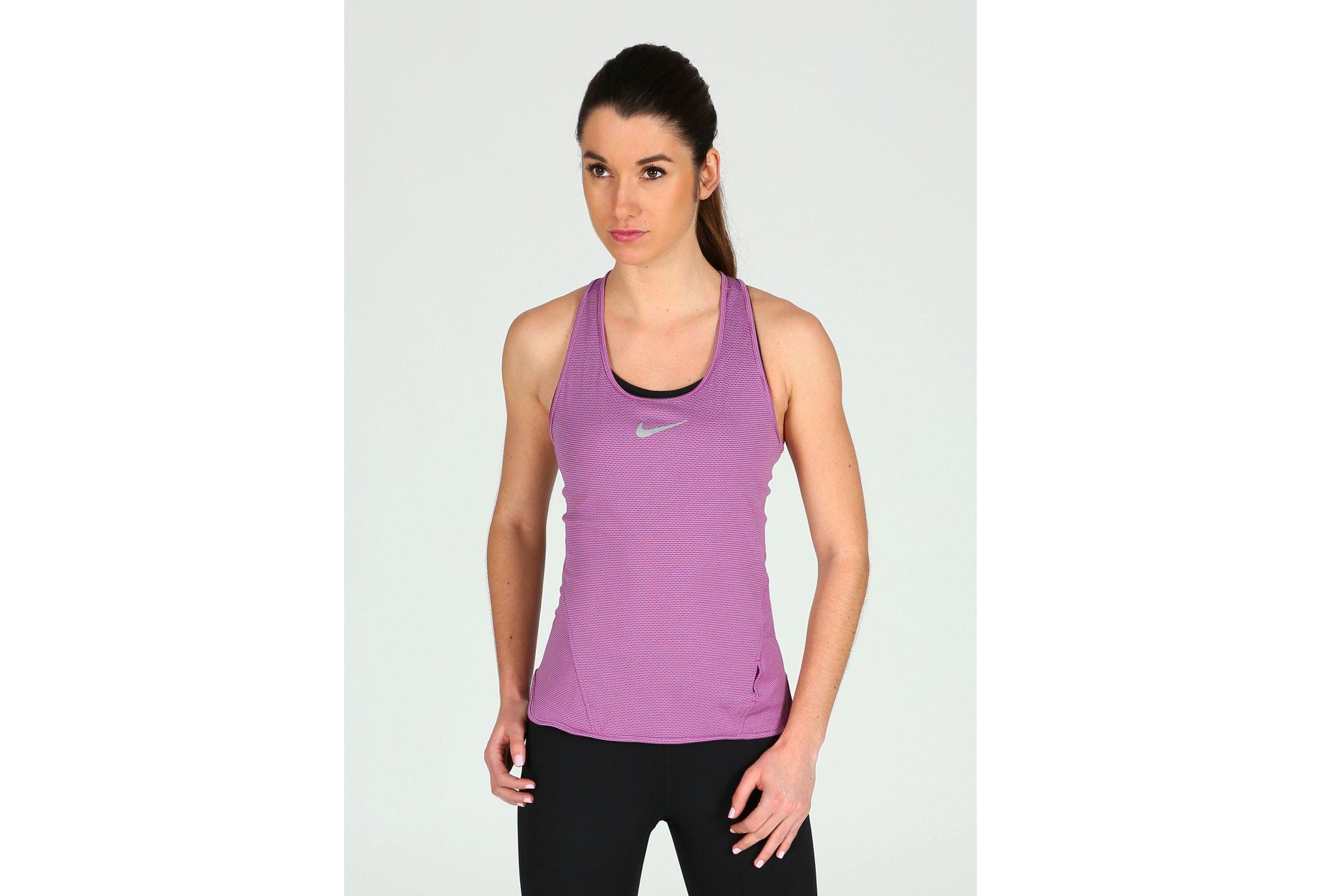 Nike Débardeur AeroReact W Diététique Vêtements femme