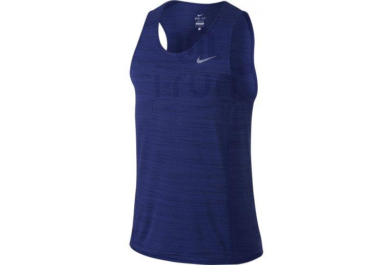e2bf59bc363c8 Nike Camiseta sin mangas Dri-Fit Cool Miler en promoción