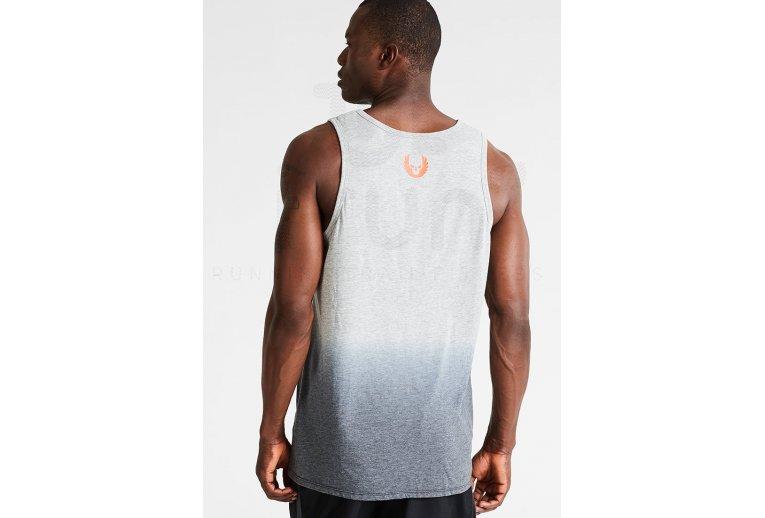 Hombre Tirantes Run En Promoción De Nike Ropa Double Camiseta Dry 6wq48axO